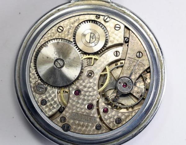 ※(뜻)이유 있어 롤렉스 Railway 15 이시테 권스모세코 회중 시계