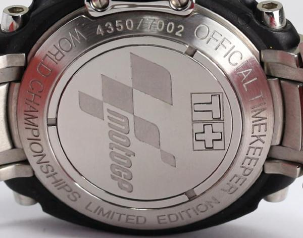 7,002 ティソモト GP2007 Ref.T011 .417.17.202.00 world limitation