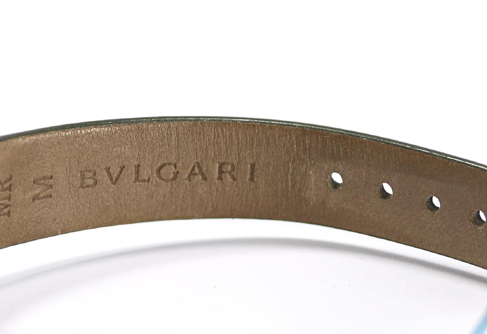 bvlgari watch how to tell it is genuine