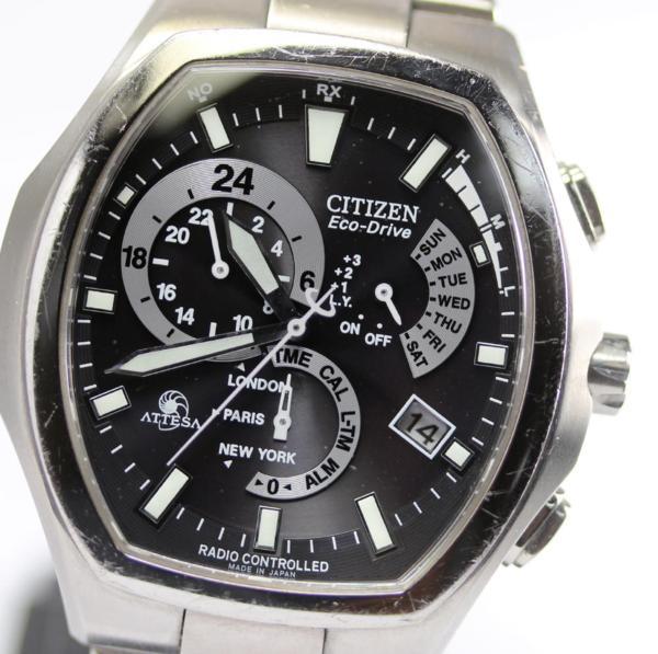 citizen 에코 드라이브 GN-4 W-S아텟사소라멘즈☆