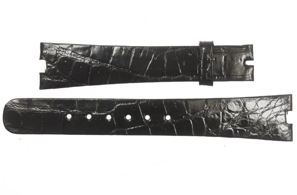 ★極美品★【PATEK PHILPPE】パテックフリップ ラグ幅18mm 腕時計用 革ベルト【180413】【中古】