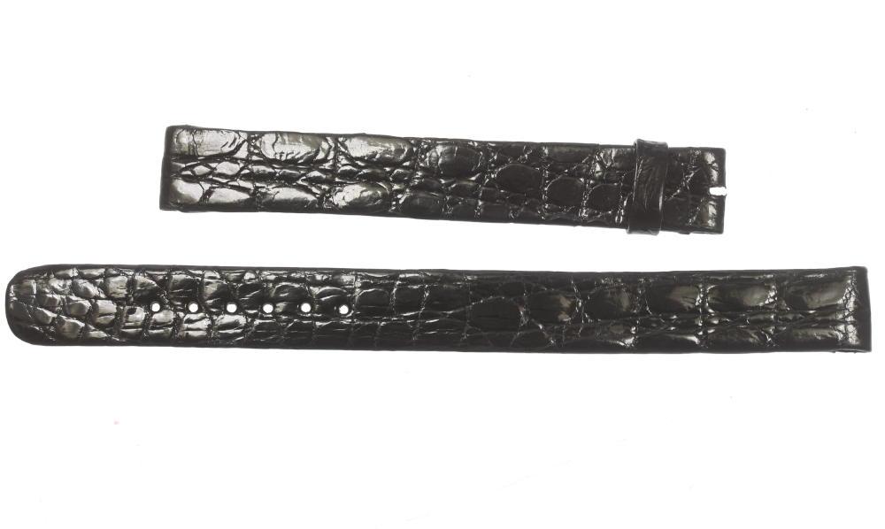 ★未使用品★【PATEK PHILPPE】パテックフリップ ラグ幅12mm 腕時計用 レディース革ベルト【180428】【中古】