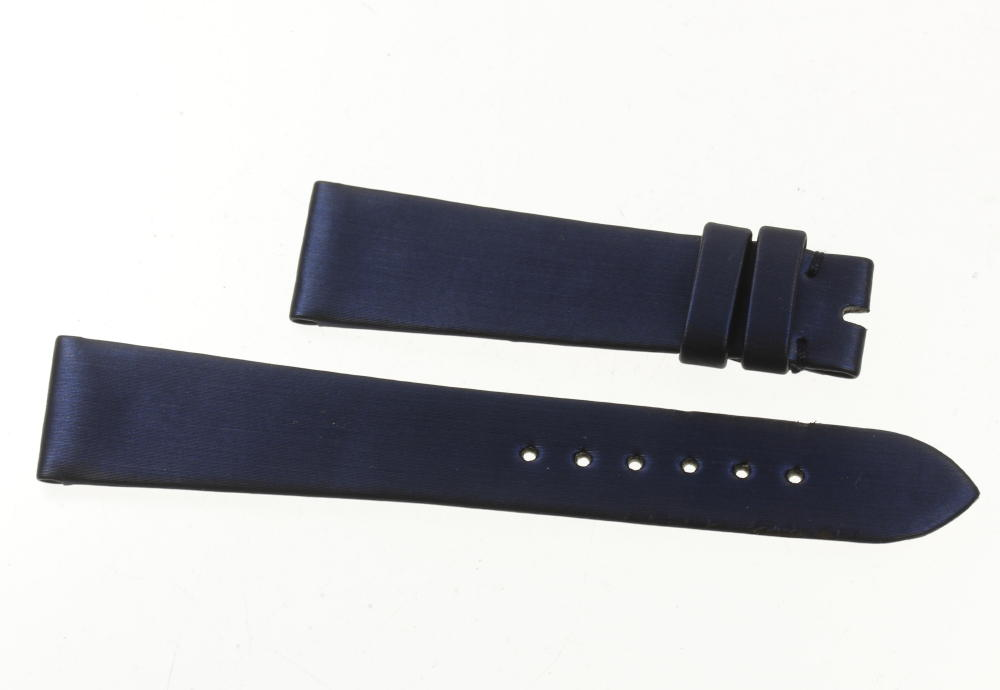 【PATEK PHILIPPE】パテックフィリップ ラグ幅17mm ネイビー 腕時計用 革ベルト【中古】