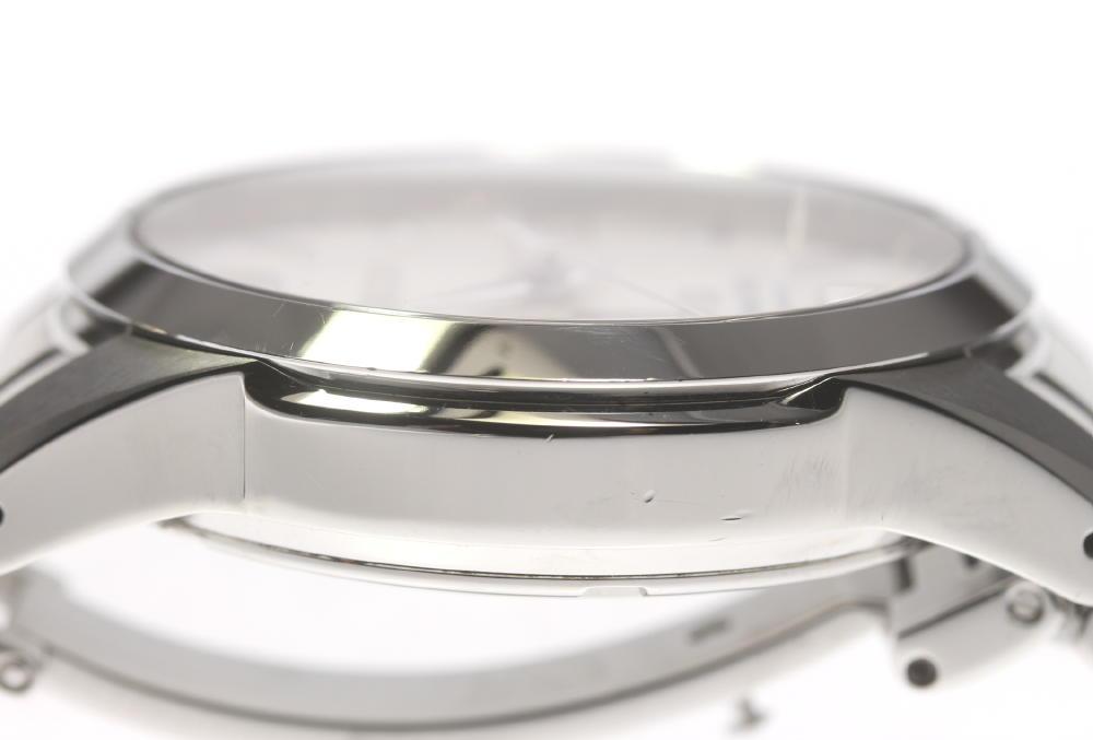 c0fdb997ac 良品☆ 【SEIKO】 グランドセイコー スプリングドライブ 9R65-0AG1 デイト パワーリザーブ 自動巻き メンズ 腕時計のご紹介です!  この機会に是非ご検討ください。