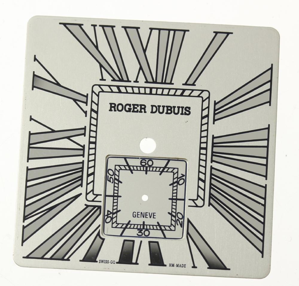 ★美品★【ROGER DUBUIS】ロジェ・デュブイ メンズ 文字盤【180914】