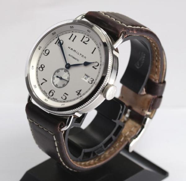 Khaki pioneer H784650 self-winding watch men☆