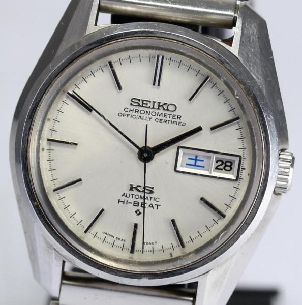 ea36430f8 CLOSER: SEIKO Sei King Coe chronometer 5626-7041 AT men☆ | Rakuten ...