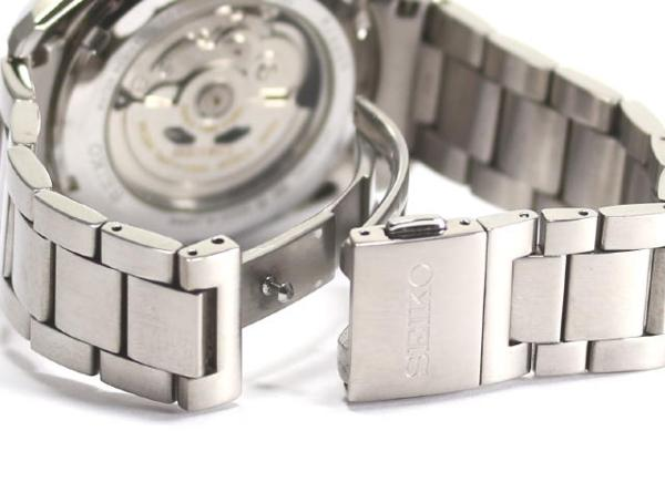 세이코브라이트 8 R28-00 R0 SDGZ001 자동감김 맨즈 손목시계