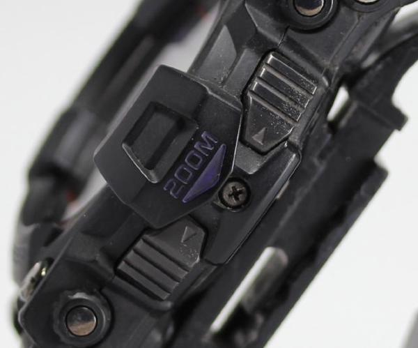 Casio G-Shock frogman GWF-1000BP solar electric wave men