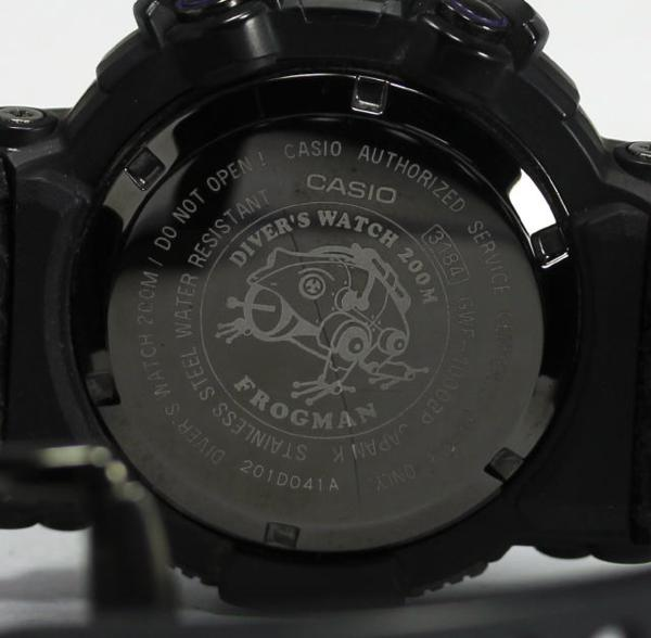 카시오 G쇼크 frogman GWF-1000 BP솔러 전파 맨즈