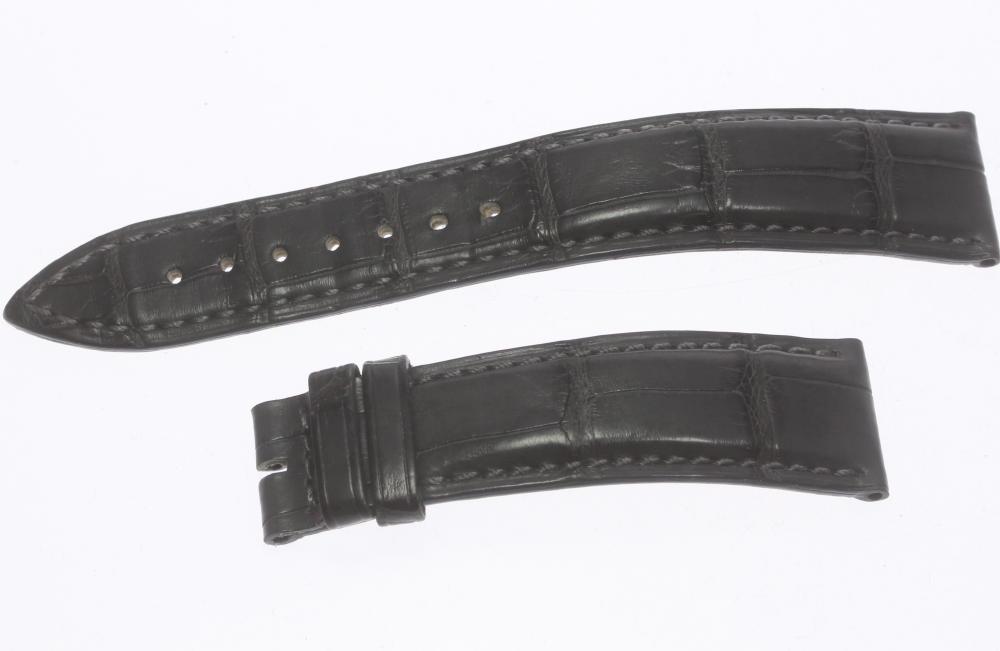 ★良品★【JAEGER-LECOULTRE】ジャガー・ルクルト ラグ幅 19 mm 腕時計用 メンズ 革ベルト【中古】
