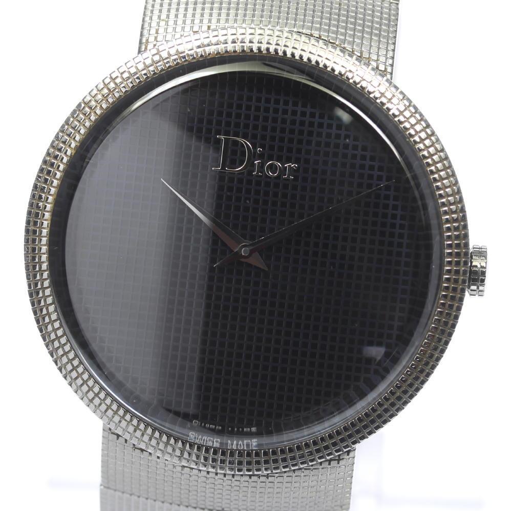 ★良品★【Dior】ディオール ラ ディ ドゥ CD043110 QZ メンズ【中古】【190210】