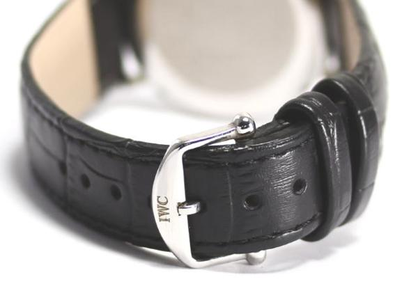 IWC port fino IW3513-20 round self-winding watch men watch