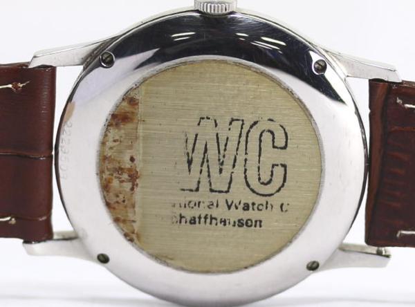 IWC 인터내셔널 3204 Cal. 3252 자동감김 맨즈 손목시계