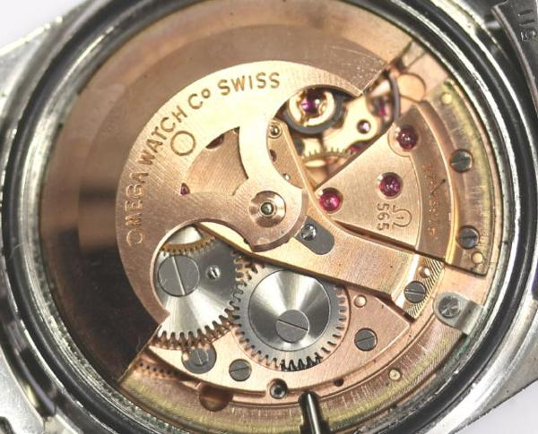 ※The omega Cima star Cal .565 self-winding watch rice breath which there is reason in