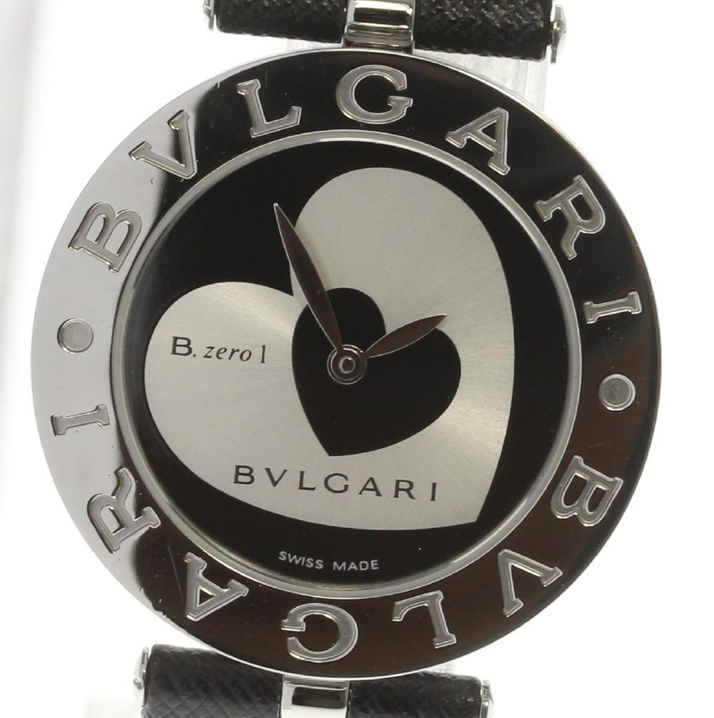 良品 【BVLGARI】ブルガリ B-ZERO1 BZ30S ダブルハート クォーツ レディース【中古】【190321】