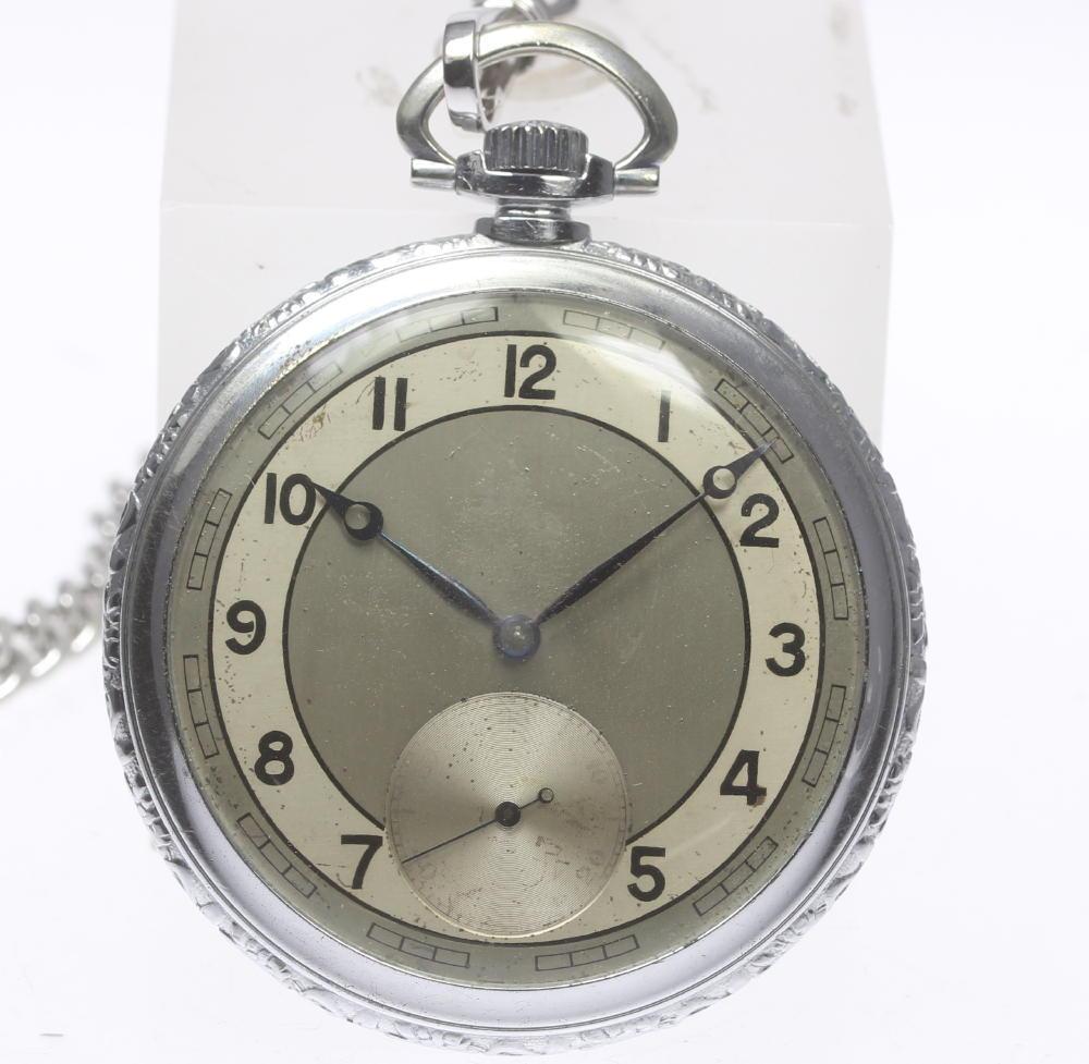 【ZENITH】ゼニス アンティーク 手巻き 懐中時計【中古】