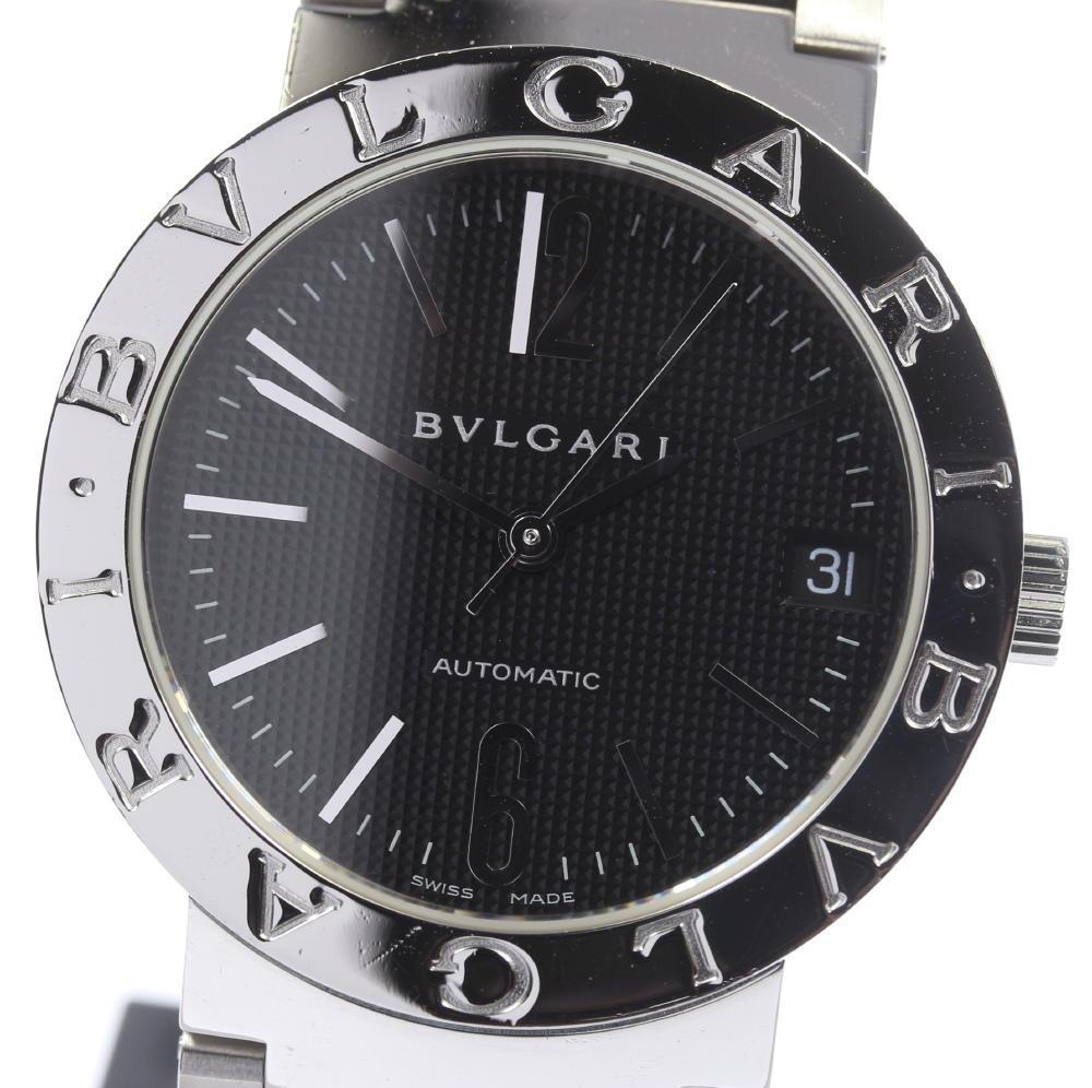 【BVLGARI】ブルガリ ブルガリブルガリ BB33SS 自動巻き メンズ【中古】