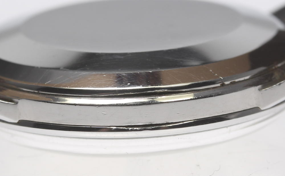 OMEGA オメガ アンティーク メンズ Cal 285 手巻き 社外革ベルトIYbf76myvg