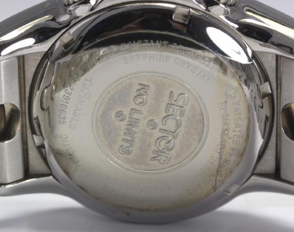 세크타타나불 2000 크로노그래프 자동감김 맨즈 손목시계