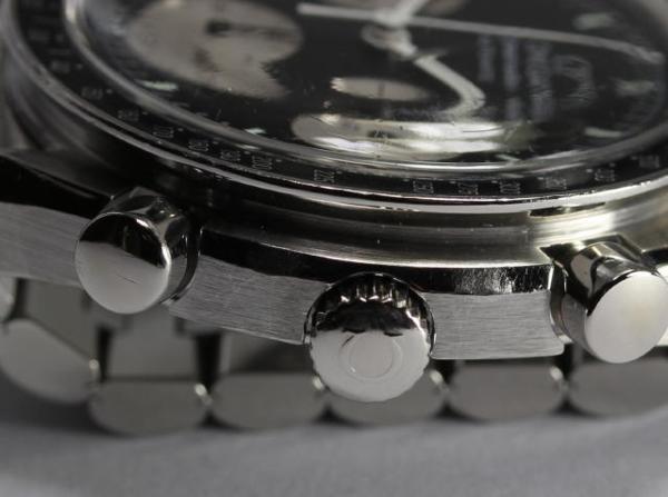 오메가 스피드 마스터 3510.52 일본 한정 AT맨즈 손목시계