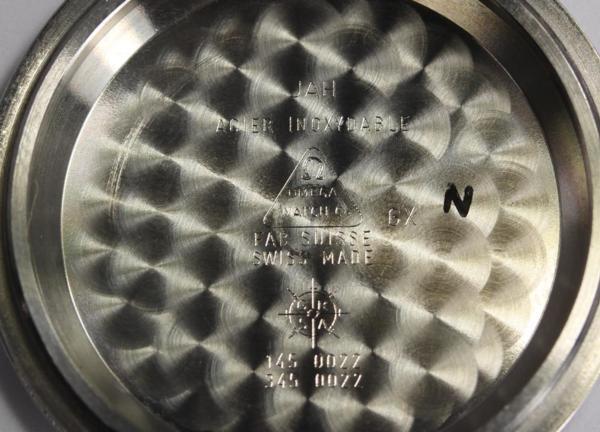 오메가 스피드 마스터 프로 3570.31 미츠코시 한정 손으로 말기 맨즈
