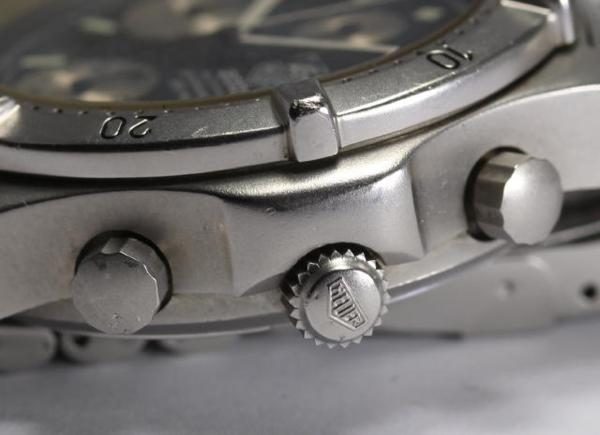 ※The tag ホイヤー 2000 series 162.006 chronograph AT which there is reason in