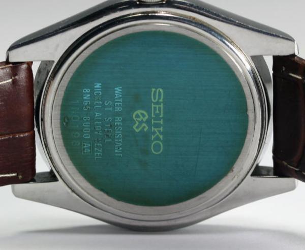 Grand SEIKO 8N65-8000 quartz men☆