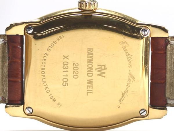레이몬드 윌 제네바 자동감김 2020 맨즈 손목시계