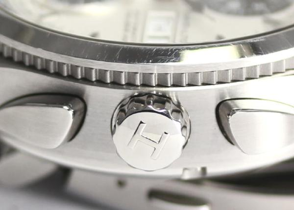하미르톤카키 X패트롤 H765660 크로노그래프 맨즈 AT