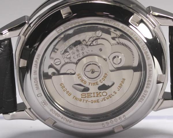 ☆Unused ☆ SEIKO Presage mechanical SARD009 6R24-00C0