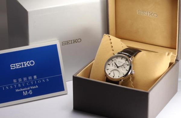 ☆미사용☆세이코 프레시지 메카니컬 SARD009 6 R24-00 C0