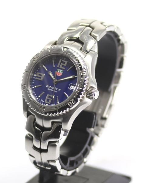 태그호 이어 링크 WT1213 다이버 프로 QZ보이즈 손목시계