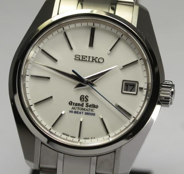 SEIKO运动场精工9S85-00W0 SBGH043 AT人箱保付来