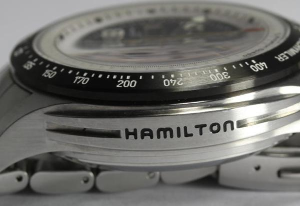 Hamilton khaki Taki miler chronograph H717260 self-winding watch