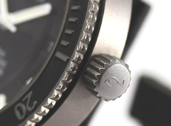 보증서 IWC GST 아쿠아 타이머 티탄 IW353601 AT맨즈