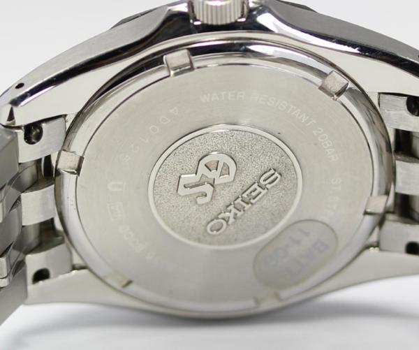 GS그랜드 세이코 8 J56-8000쿼츠 맨즈