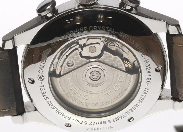 Hamilton spirit of liberty H324160 self-winding watch men