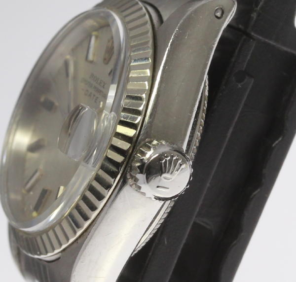 Rolex 6917 Cal .2030 self-winding watch second stand Lady's watch