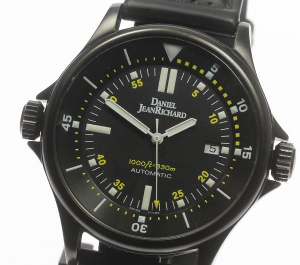 6ec33ab03db CLOSER  Daniel Jean Richard diver scope 24020 AT men