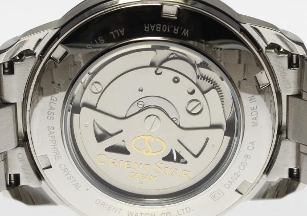Beautiful article ★ orient star DA02-CO-B self-winding watch men