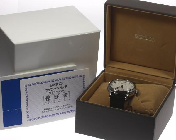 상보・미품 세이코 프레시지 법랑 SARX027 6 R15 AT맨즈