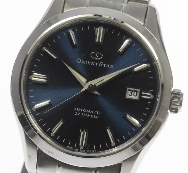 Orient star DV00-C0-B CA self-winding watch men☆