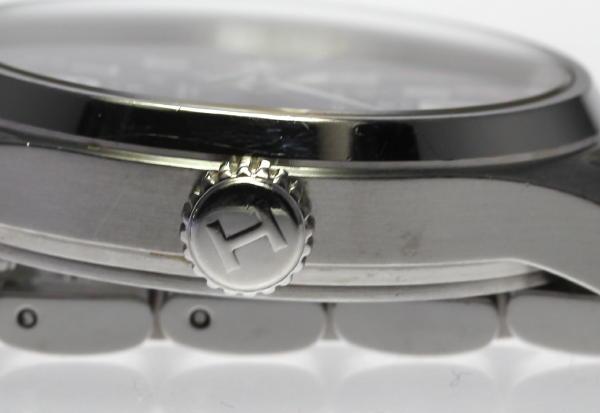 Hamilton khaki field H705950 back スケ self-winding watch men