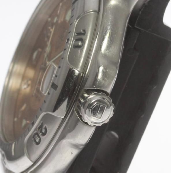 TAG HEUER タグホイヤー 6000シリーズ WH5115 K1 自動巻き メンズ◎n0PNwkX8OZ
