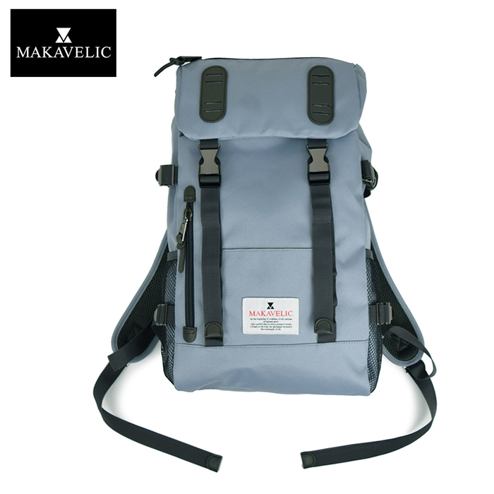 【30%OFF】【送料無料】 MAKAVELIC DOUBLE BELT ZONE MIX BACKPACK マキャベリック ダブルベルトゾーンミックス デイパックMAKAVELIC TRUCKS/マキャベリック トラックス/マキャベリック リュック/デイパック/リュックサック/バッグ 3106-10118