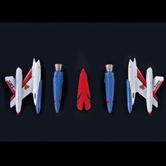 DX超合金 YF-29 デュランダルバルキリー用スーパーパーツ(早乙女アルト機) 魂web限定 バンダイ