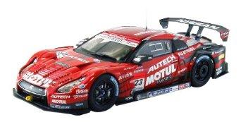 EBBRO 1/43 MOTUL AUTECH GT-R SUPER GT500 2013 No.23 エムエムピー