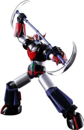 スーパーロボット超合金 グレンダイザー バンダイ