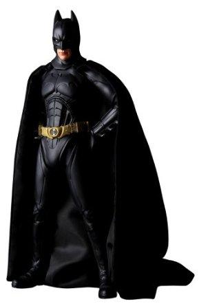 RAH(リアルアクションヒーローズ) BATMAN BEGINS BATMAN BEGINS SUIT(1/6スケール ABS&ATBC-PVC塗装済み可動フィギュア) メディコム・トイ